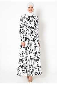 Ailenne Dress White